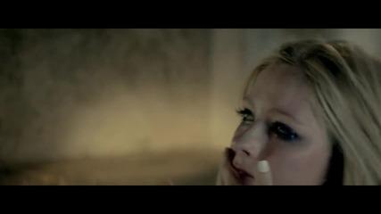 Превод и текст! Страхотна! Ако ти липсва някой сега... Avril Lavigne - Wish You Were Her