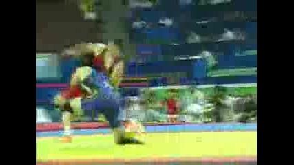 Wrestling Guandjou 2006 Final Kg 72