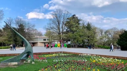 Пролет във Варна 2019 г.