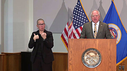 USA: 'Our work just begins' - Minnesota Gov Walz after Chauvin guilty verdict