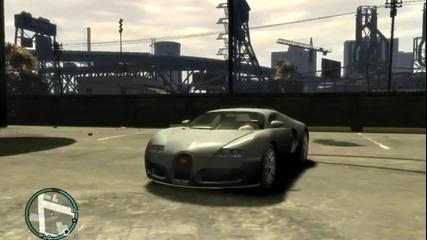 Bugatti Veyron 16.4 Gta Eflc
