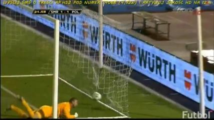 Сан Марино отбелязаха първият си гол от 5 години
