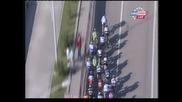 Марк Кавендиш спечели шестия етап от колоездачната обиколка на Италия