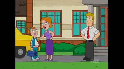 American Dad - Stan is going crazy