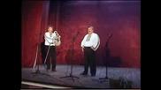 Марко Марков пее Пейни ми, пейни Петкано;родопска каба гайда - Николай Кръчмаров/чопара/