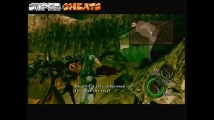 Resident Evil 5: Boss Fight - Popokarimu
