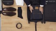 Правилата на опаковането - Стила на истинският мъж
