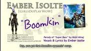 Emberisolte Boomkin