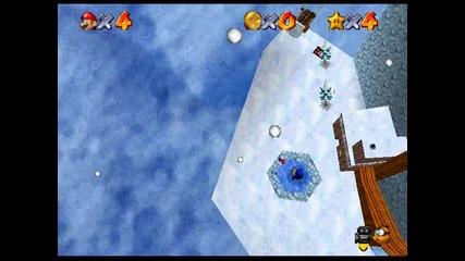 Super Mario 64 - Li'l Penguin Lost