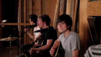 The Script - For the First Time / The Man Who Can't be Moved Mashup - Before You Exit Cover