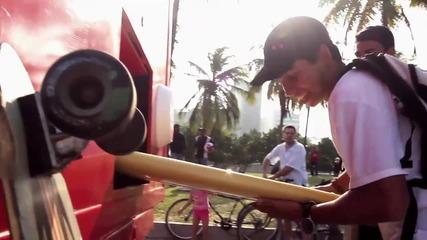 Coca - Cola Камион на Щастието - Бразилия