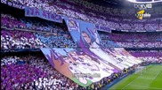 Хореографията на Реал Мадрид срещу Ювентус