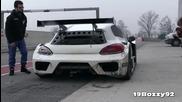 320bhp Gc10 V6 Vw Scirocco Body Sound On Track