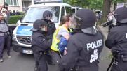 Germany: Berlin COVID-sceptics march descends into mayhem with clashes, arrests