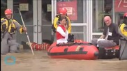 Water Main Break Forces Evacuations at Philadelphia Mall