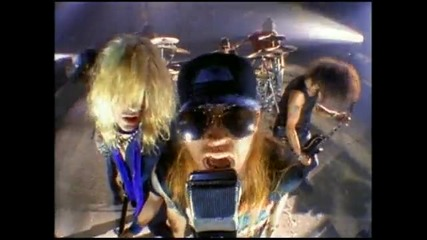 Guns N Roses - Garden Of Eden
