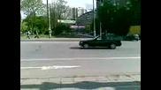 E36 320i black Coupe Drift