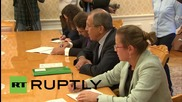 Russia: Lavrov offers visa-free travel between Dominican Republic and Russia