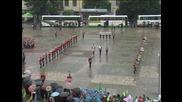 Националната гвардейска част на България - Враца 27.05.2012