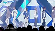 145.0514-2 Up10tion - Attention, Show! Music Core E504 (140516)