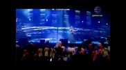 Ивана - Остави ме(10-ти Годишни музикални награди на тв планета)