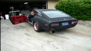 Jvs Turbo Datsun 240z Spits Fire!!!