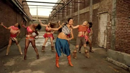 New!!! Nicole Scherzinger ft. 50 Cent - Right There [official Video]