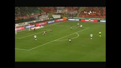 Милан - Каляри 4:3 (22.11.2009)