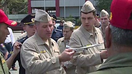 Venezuela: Russian and Venezuelan pilots conduct joint training