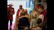На Живо ! Сватбата на Уилям и Кейт Мидълтън Част 2
