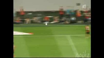 24.07 Фк Сеул - Манчестър Юнайтед 2:3 Димитър Бербатов победен гол