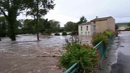 France: Aude flash floods kill 10, seriously injure 8