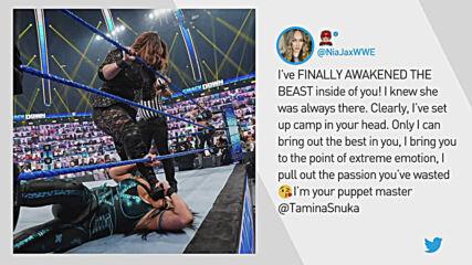 Can Tamina & Natalya capture tag team gold?: WWE Now, May 14, 2021