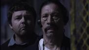 Смъртоносна надпревара 2 - Бг Аудио ( Високо Качество ) Част 4 (2010)