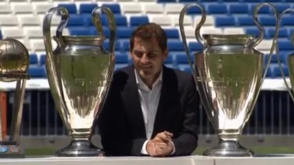 Касияс се сбогува с Реал