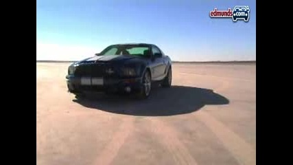 2008 Chevrolet Corvette Z06 vs. 2008 Ford Shelby Gt500kr