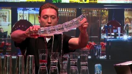 Не бармани , а просто факири на бутилките!