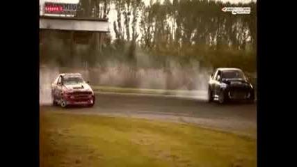 King of Europe Drift Series - Serres 2009