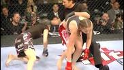 Ufc Жените в кървавия спорт - Strikeforce Rising Star Marloes Coenen