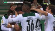 Б. Мьонхенгладбах - Байерн Мюнхен 5:0 /репортаж/
