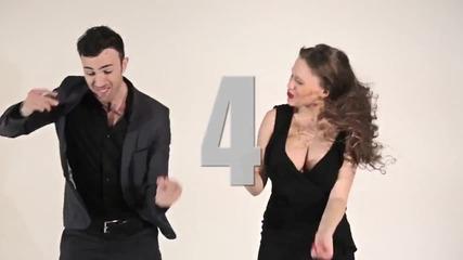 Как танцуват двойките в клубовете - Пародия (пишете в коментарите кой номер сте вие?)