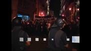 Нови нощни протести в Испания срещу планираните икономии