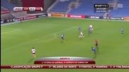 Гибралтар 0:3 Грузия 14.10.2014