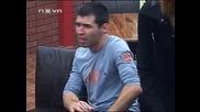 Мъжете скочиха на Давид - Big Brother F
