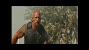 Бойна сцена с Дуейн '' Скалата '' Джонсън в Джи Ай Джо: Ответен Удар (2013)