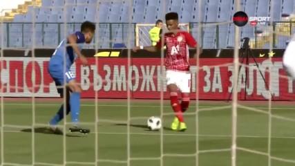 Левски - ЦСКА 0:2 /репортаж/