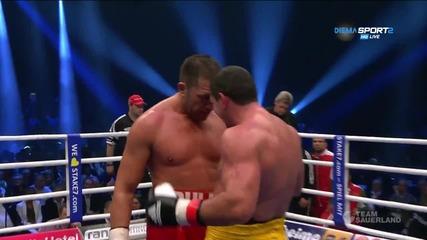Кубрат Пулев vs Джордж Ариас 17.10.2015 Hd