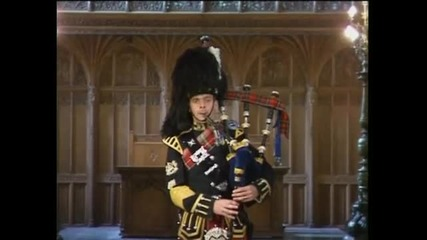 The Royal Scots Dragoon Guards - Highland Cathedral