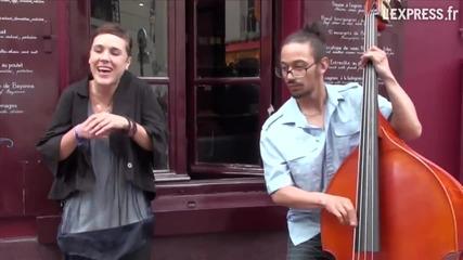 Zaz - Les passants (превод)
