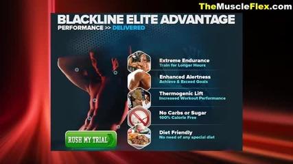 Blackline Elite Review – Does Blackline Elite Muscle Supplement Works? Try Blackline Elite Trial Now